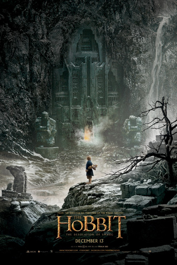 Hobbit The Desolation of Smaug  - Dec 13, 2013