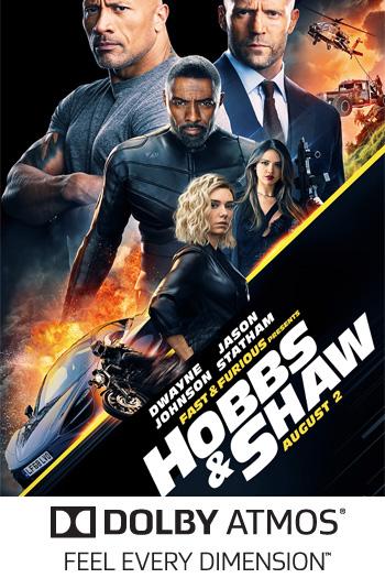 Hobbs & Shaw ATMOS