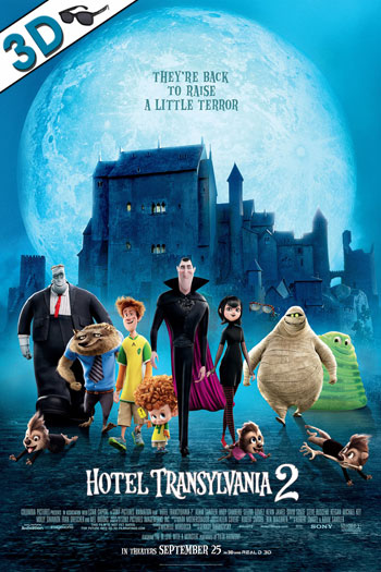 Hotel Transylvania 2 3D - 2015-09-25 00:00:00