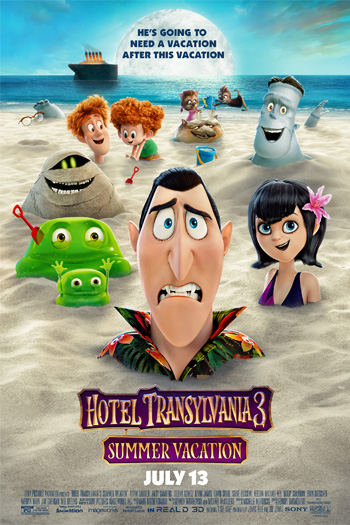 Hotel Transylvania 3: Summer Vacation - Jul 13, 2018