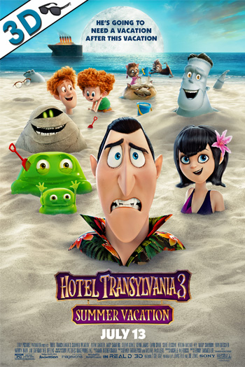 Hotel Transylvania 3: Summer Vacation 3D - 2018-07-13 00:00:00