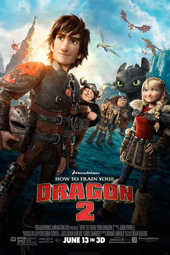 How to Train Your Dragon 2 - Jun 13, 2014