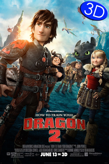 How to Train Your Dragon 2 3D - 2014-06-13 00:00:00