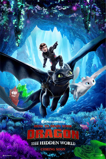 How to Train Your Dragon: The Hidden World - Feb 22, 2019