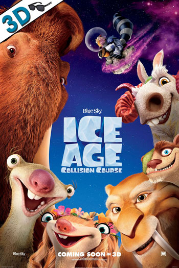 Ice Age: Collision Course 3D - 2016-07-22 00:00:00