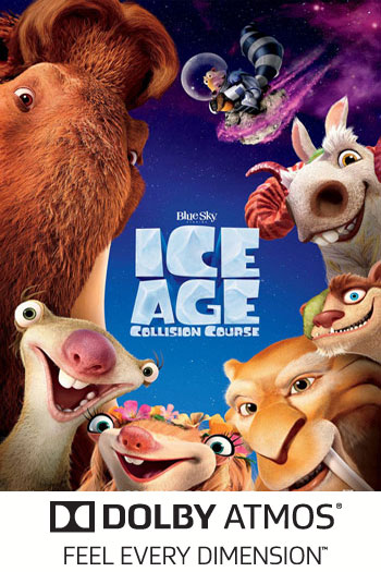 Ice Age: Collision Course ATMOS - 2016-07-22 00:00:00