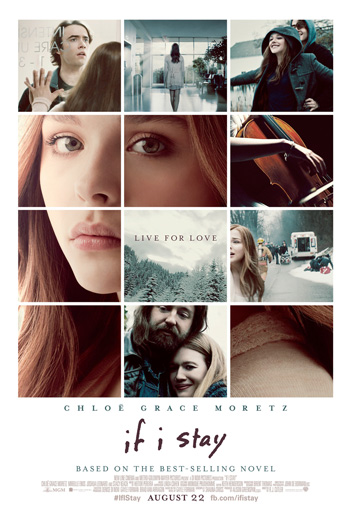 If I Stay - Aug 22, 2014