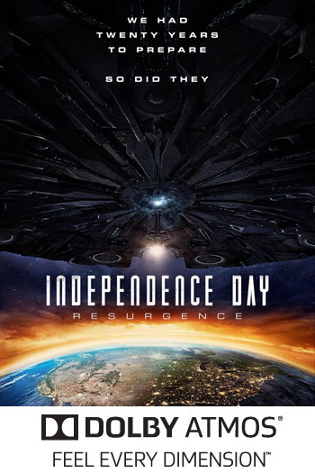 Independence Day Resurgence ATMOS - 2016-06-24 00:00:00