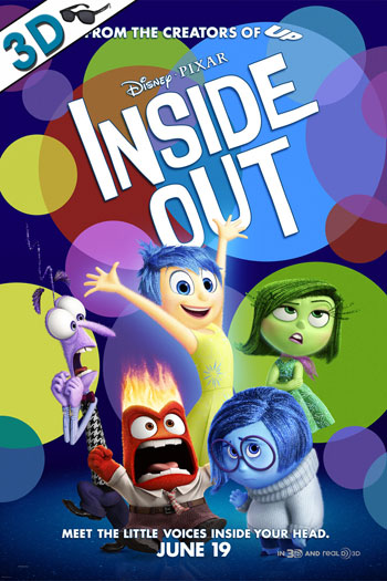 Inside Out 3D - 2015-06-19 00:00:00