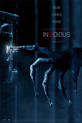 Insidious: The Last Key - Jan 5, 2018