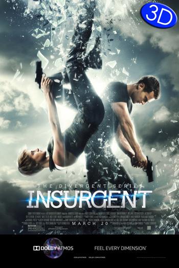 Insurgent 3D ATMOS - 2015-03-20 00:00:00