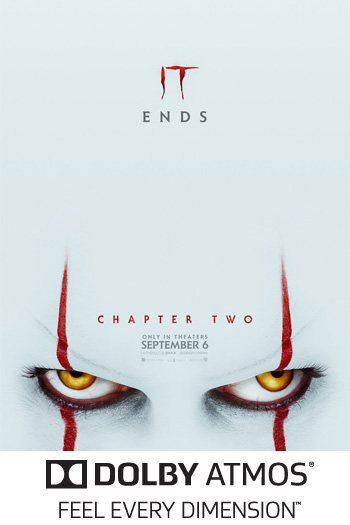 It: Chapter Two ATMOS - Sep 6, 2019