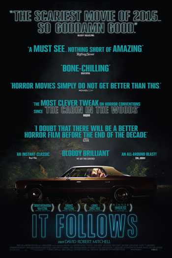 It Follows - Apr 3, 2015