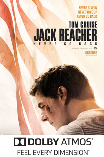 Jack Reacher: Never Go Back ATMOS - 2016-10-21 00:00:00