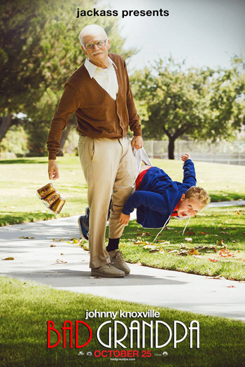 Jackass Presents Bad Grandpa - Oct 25, 2013