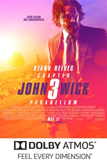 John Wick: Chapter 3 - Parabellum ATMOS