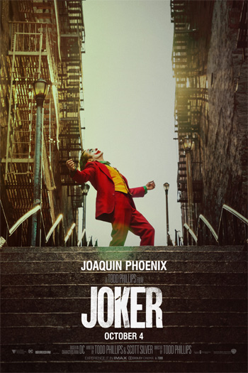 Joker - Oct 4, 2019