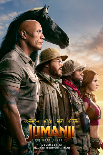Jumanji: The Next Level - 2019-12-13 00:00:00