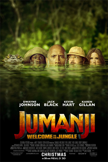 Jumanji: Welcome to the Jungle - Dec 20, 2017