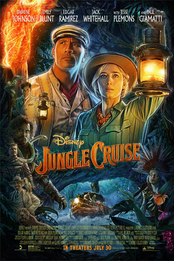Jungle Cruise - 2021-07-30 00:00:00