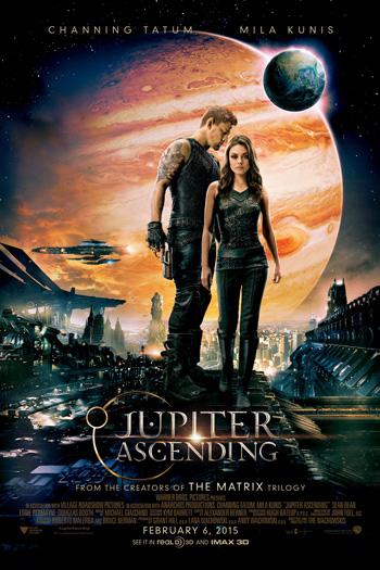 Jupiter Ascending - Feb 6, 2015