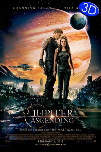 Jupiter Ascending 3D - 2015-02-06 00:00:00