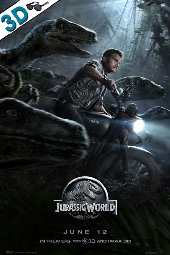 Jurassic World 3D - 2015-06-12 00:00:00