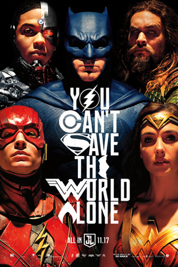 Justice League - Nov 17, 2017