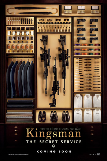 Kingsman The Secret Service - 2015-02-13 00:00:00