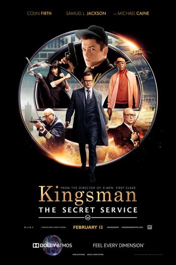 Kingsman The Secret Service ATMOS - 2015-02-13 00:00:00