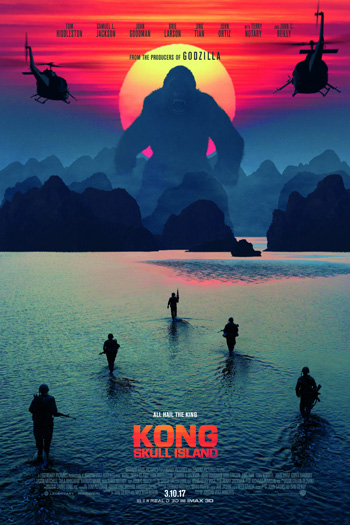 Kong: Skull Island - 2017-03-10 00:00:00