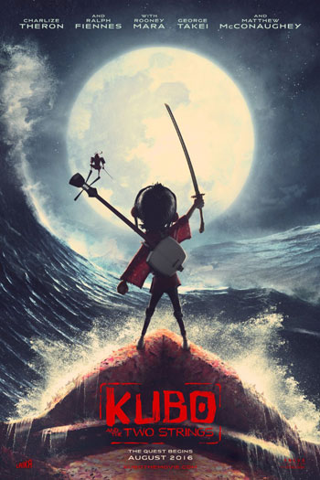 Kubo and the Two Strings - Aug 19, 2016