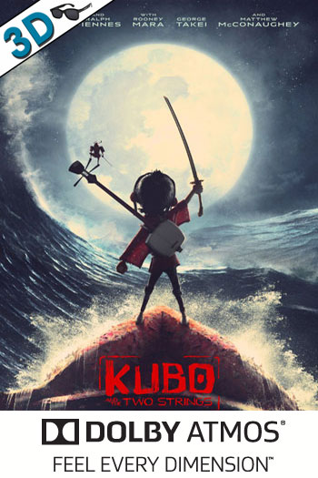 Kubo and the Two Strings 3D ATMOS - 2016-08-19 00:00:00
