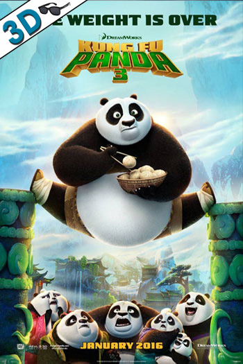 Kung Fu Panda 3 - 3D - 2016-01-29 00:00:00