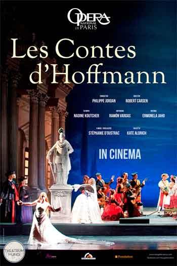Les Contes d'Hoffman - Mar 19, 2017