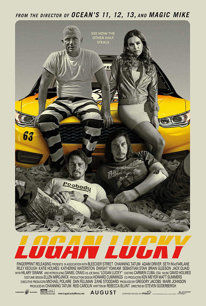 Logan Lucky - Aug 18, 2017