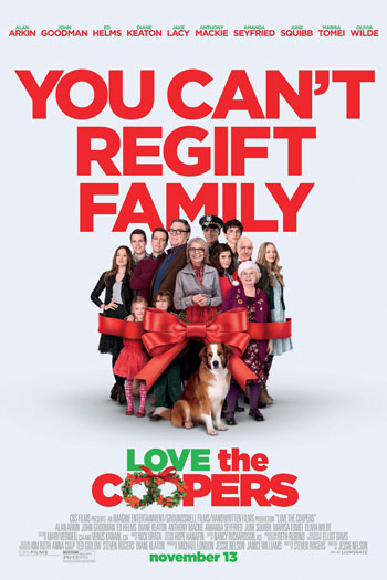 Love the Coopers - Nov 13, 2015