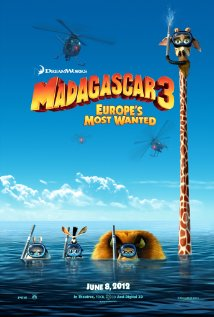 Madagascar 3: Europes Most Wanted 2D