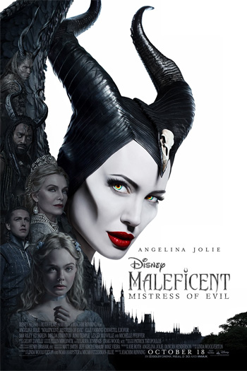Maleficent: Mistress of Evil - Oct 18, 2019