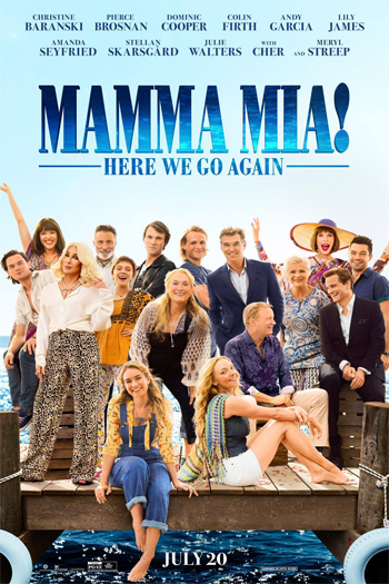 Mamma Mia! Here We Go Again - 2018-07-20 00:00:00