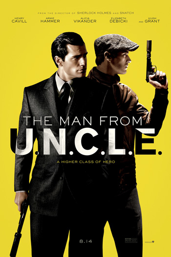 Man From U.N.C.L.E. - Aug 14, 2015
