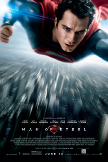 Man of Steel 2D - Jun 14, 2013