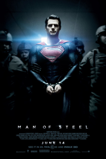 Man of Steel 3D - Jun 14, 2013