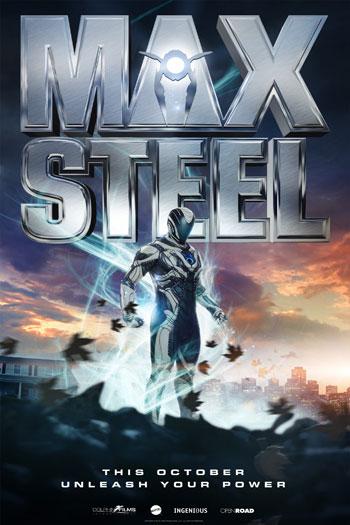 Max Steel - 2016-10-14 00:00:00