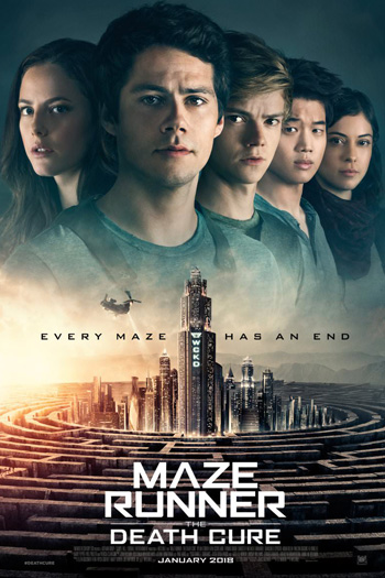 Maze Runner: The Death Cure - Jan 26, 2018