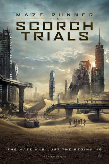 Maze Runner: The Scorch Trials - 2015-09-18 00:00:00