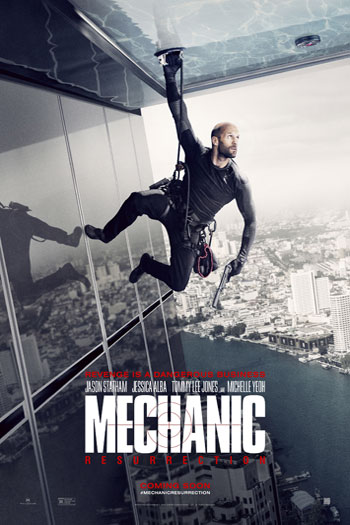 Mechanic: Resurrection - Aug 26, 2016