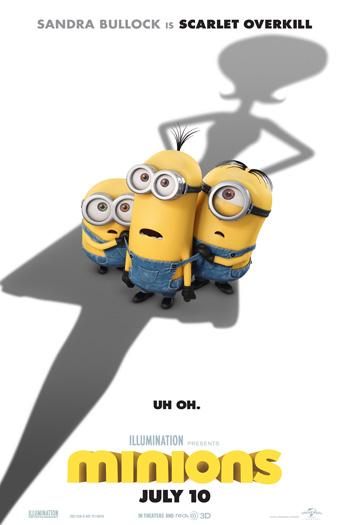 Minions - 2015-07-10 00:00:00