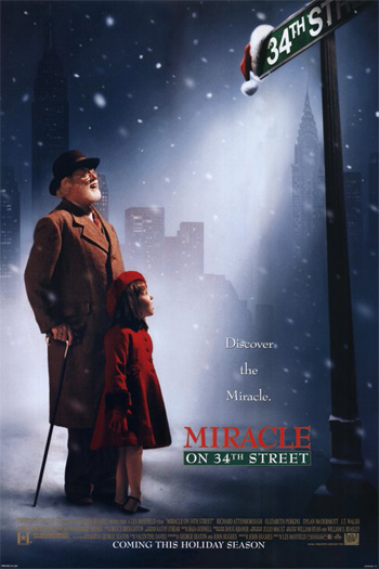 Miracle on 34th Street - 2018-12-10 00:00:00