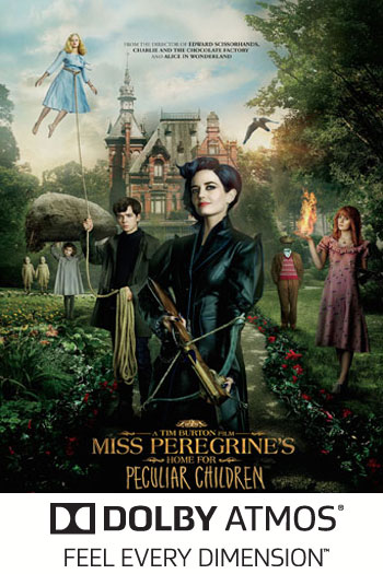 Miss Peregrine's Home for Peculiar Children ATMOS - 2016-09-30 00:00:00